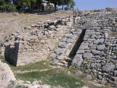 Ugarit Postern Gate